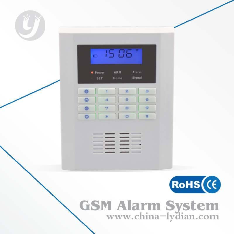 Gsm+pstn модель беспроводной домашней безопасности сигнализация