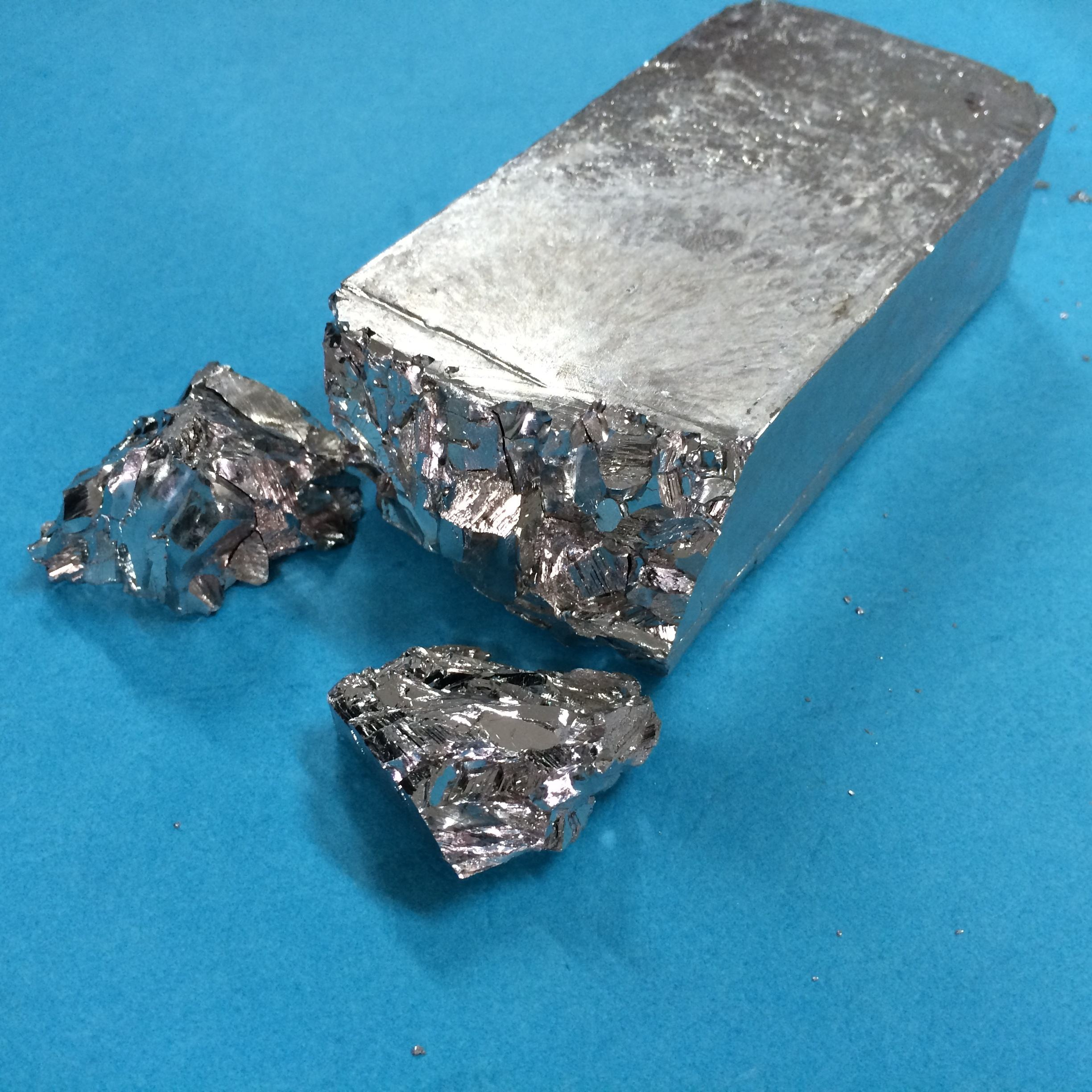 99.99% Bismuth metal ingot 1kg price