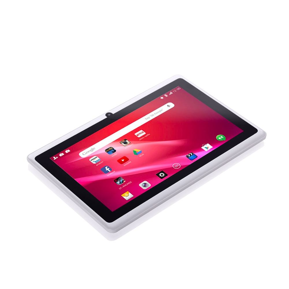 Günstige Android Tablet 7 Zoll <span class=keywords><strong>Allwinner</strong></span> A33 ROM 8GB WIFI Tablet Android Q88