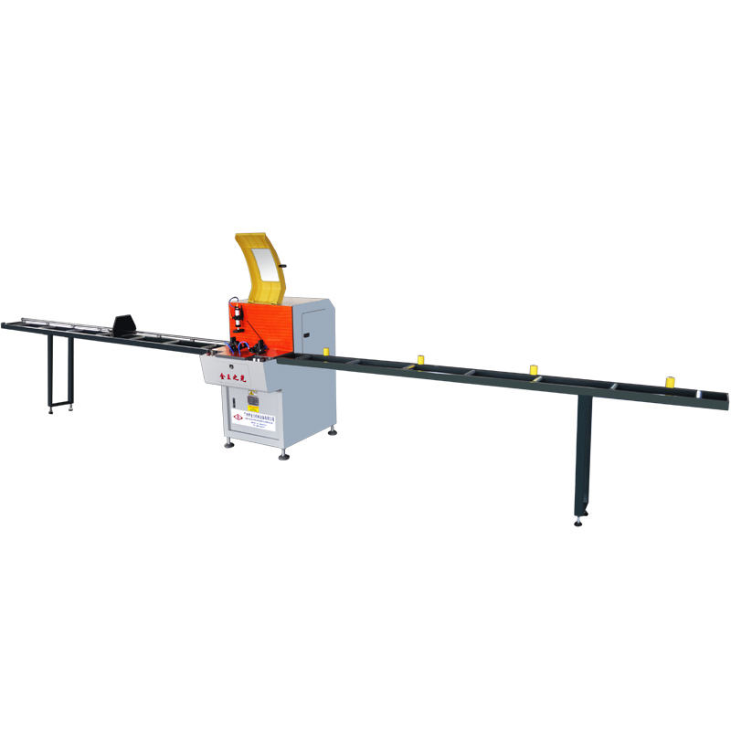 JPA450 Single Headed Aluminum Cutting Machine 45 Degree 380V