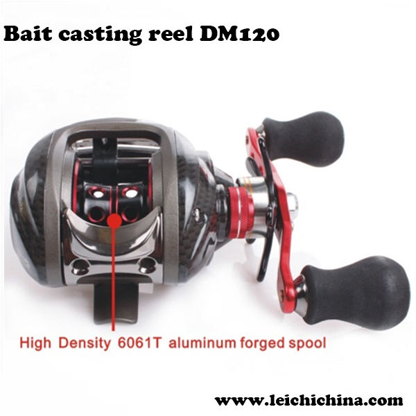 good design popular low profile bait casting fishing reel