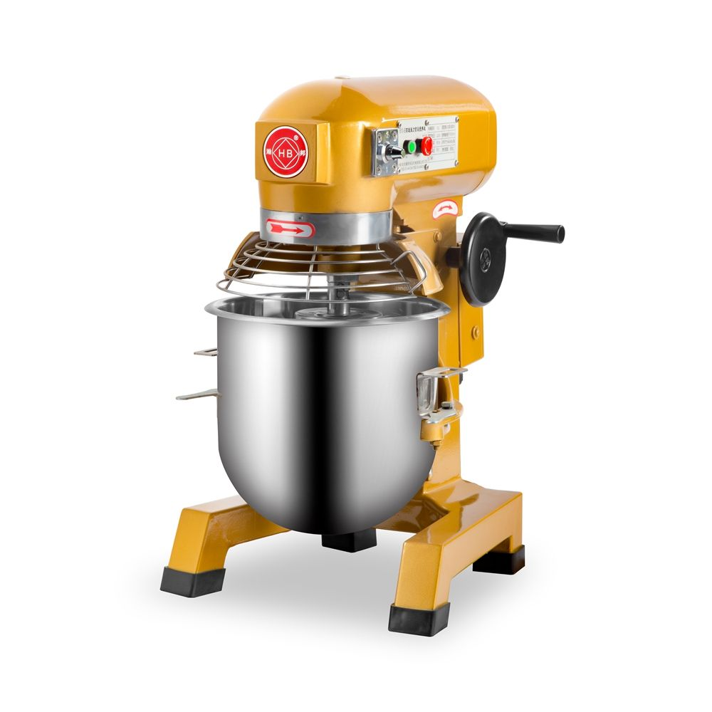 10L Electric commerical food mixer multi-function industrial mixer for bakery