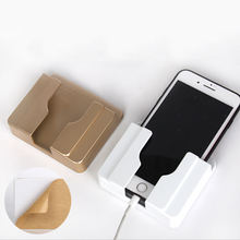 mobile phone charging holder charging dock mount holder cell phone holder wall mount