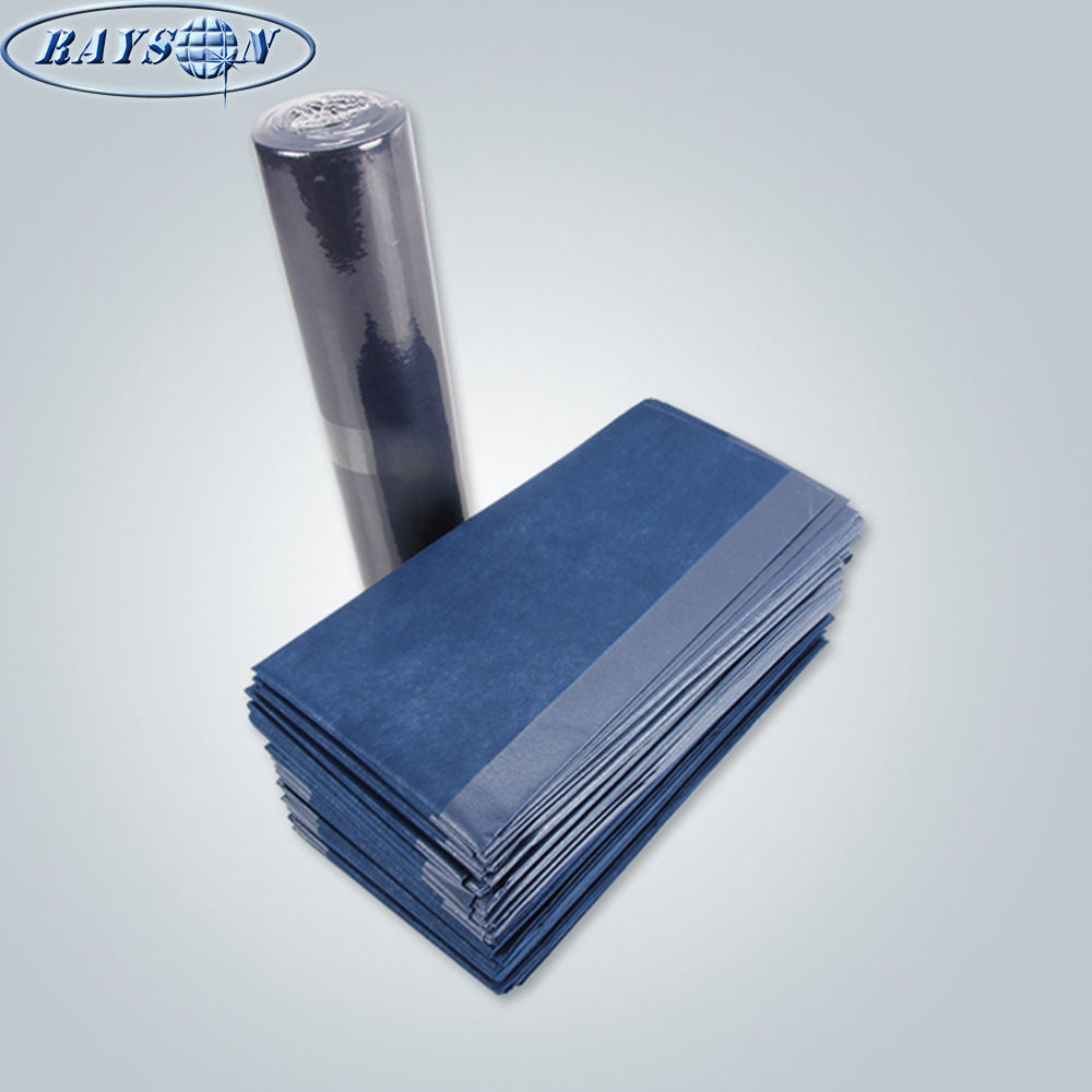medical hospital drape sheet 100 Polyester disposable fitted bed sheet
