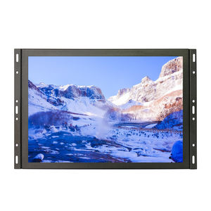 7 8 9 10.1 10 13.3 15 17 19 21.5 inch Square Open Frame LCD Monitor with HDMI VGA USB BNC