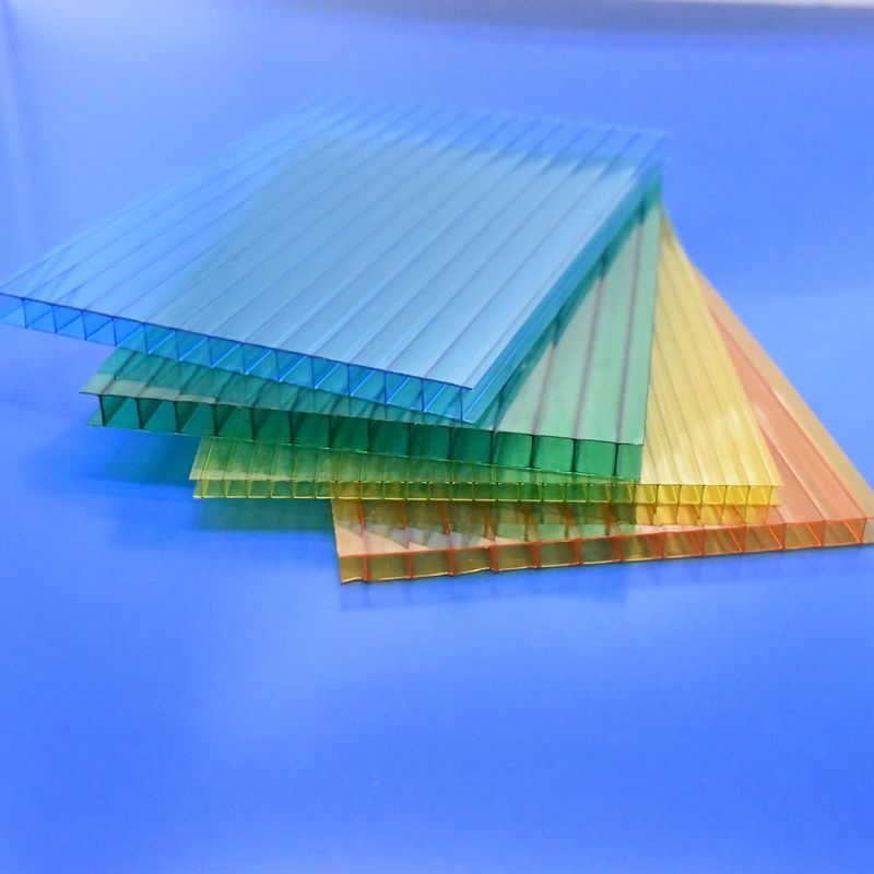 Promotional 4 mm polycarbonate sheet / 4mm polycarbonate panel