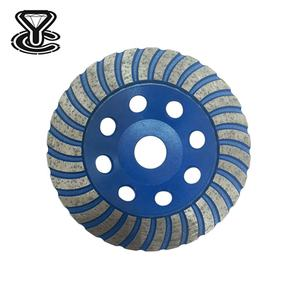 7 Inch Diamond grinding plate Concrete Grinding Wheels