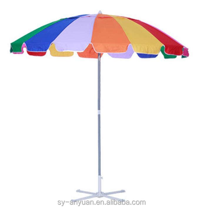 Indian Garden Umbrella Aluminum Patio