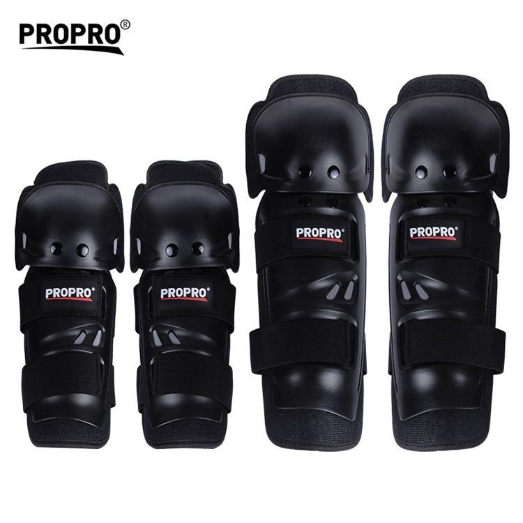 PROPRO Motorcycle Bicycle Motocross Racing Protective Gears Cycling Knee and Elbow Pads Sets