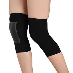 Free sample elbow knee compression protection brace sleeve with silicone gel