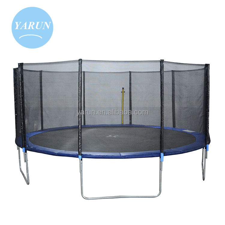 YARUN 10ft Round Garden Cheap Big Kids Trampoline