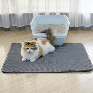 Wholesale Factory Manufacturer Training System Pet Cat Litter Toilet Box Mat Pads