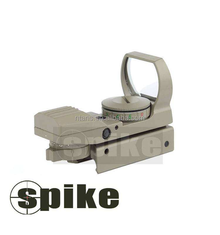Spike HD101Tactical Airsoft con la Carreggiata Larga Red e Green Dot Scope Per La Caccia Portata del Fucile Ottica