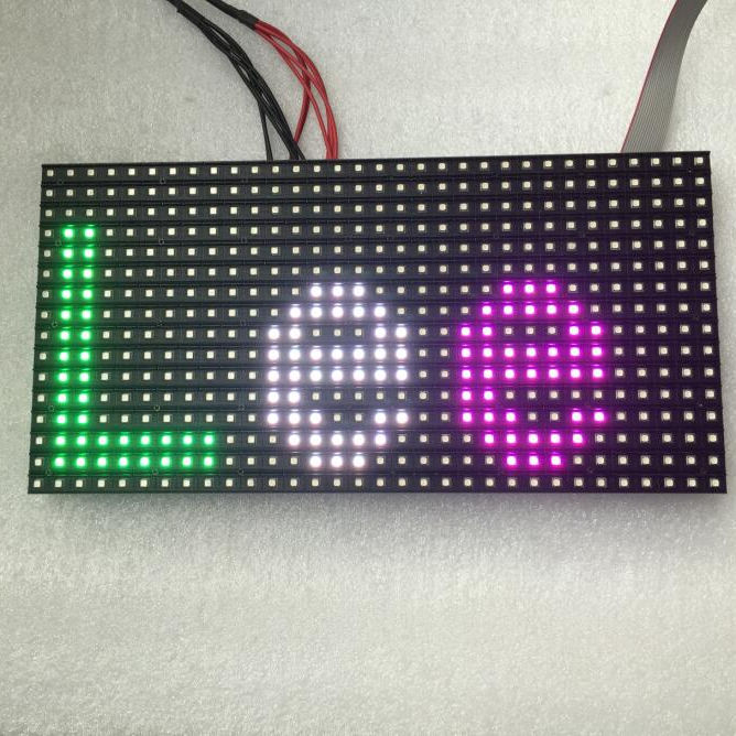 Digital P8 P10 Outdoor Full Color SMD DIP Epistar LED Display LED Module Traffic Sign Board