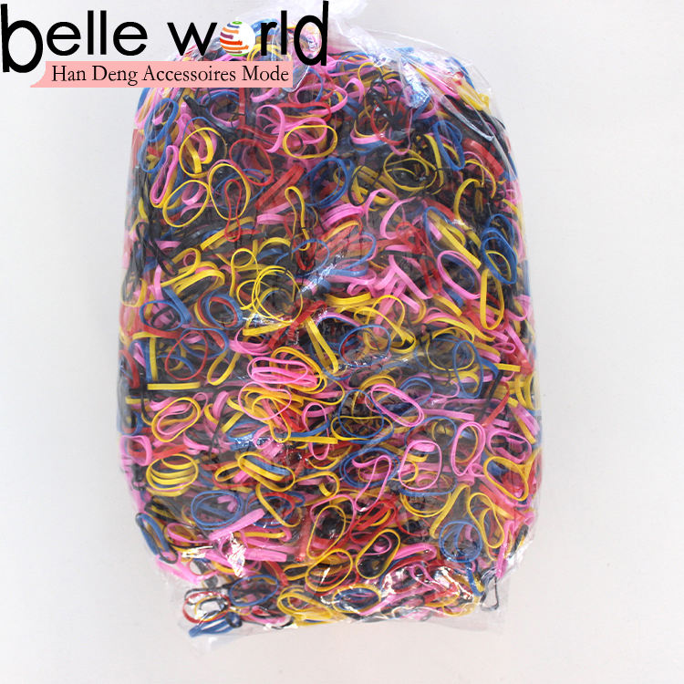 New arrival best sell silicone elastic hair band with good price