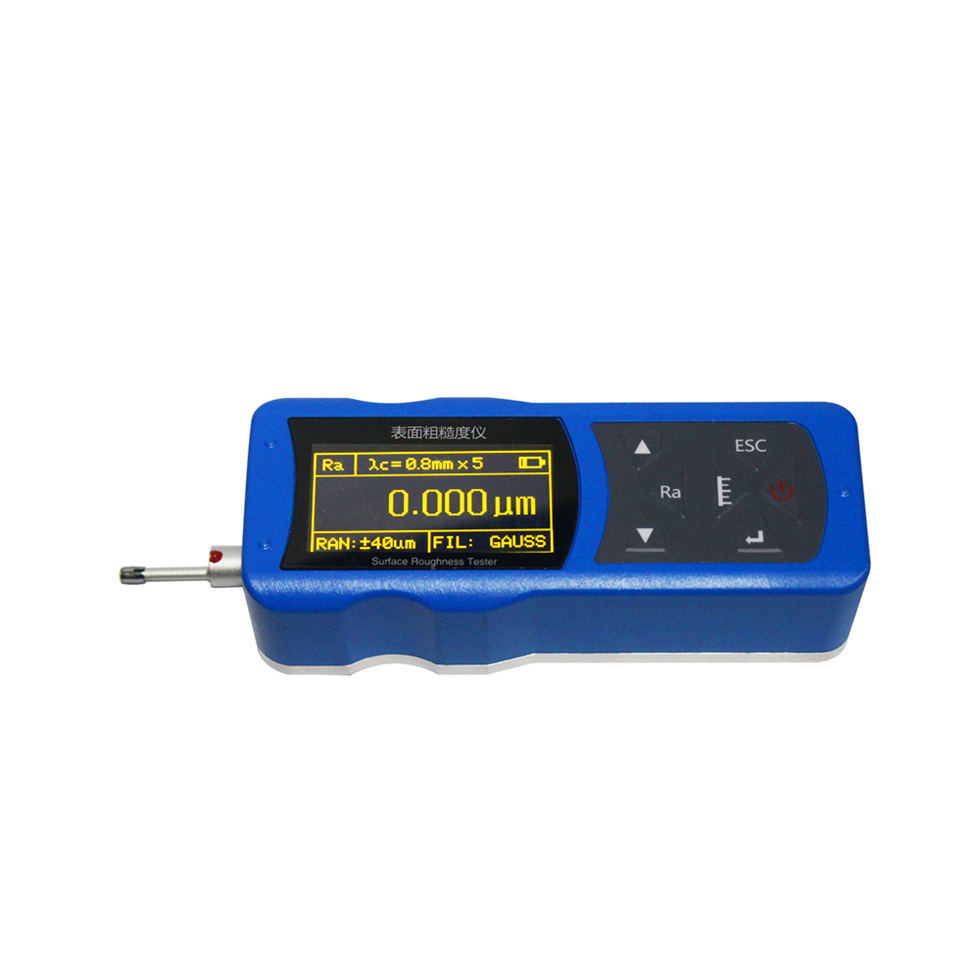 Cheap price portable digital ra rz LCD display surface roughness tester