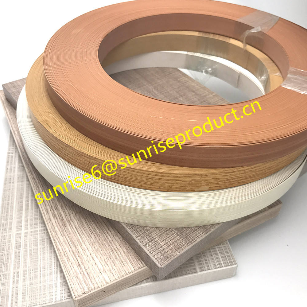 3mm pvc edge banding flexible plastic strips for mdf board furniture