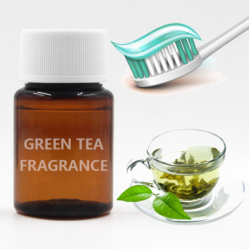 Strong Concentrate Factory Liquid Essence Green Tea Fragrance Oil