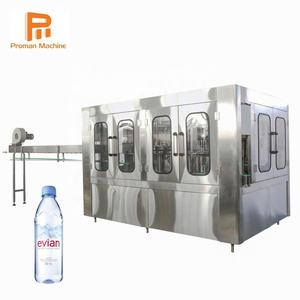 4000BPH 500ml small scale mini PET bottle drinking mineral water bottling plant automatic filling machine turnkey
