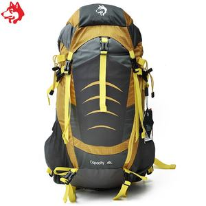 Hot Sale Outdoor Hiking Climbing Camping Nylon Rain Cover Wholesale Mountaineering Bag