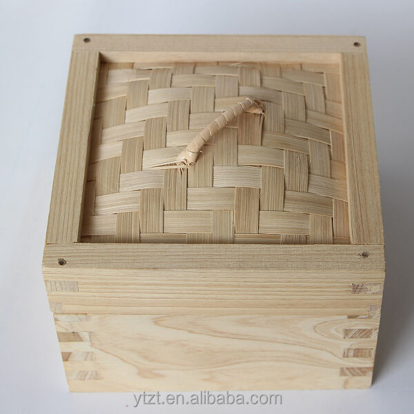 Eco-friendly bamboo steamer dim sum use on sale with quality guarantee