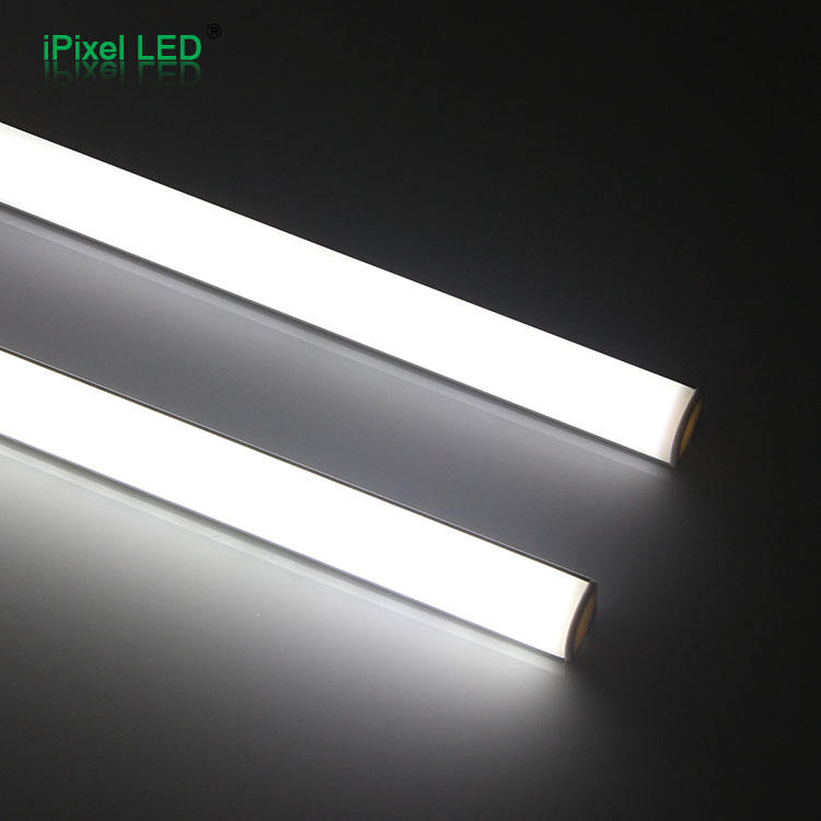 1-3m Anodized Diffuser / Clear Cover Slim Aluminum Profile for Led Strip Light