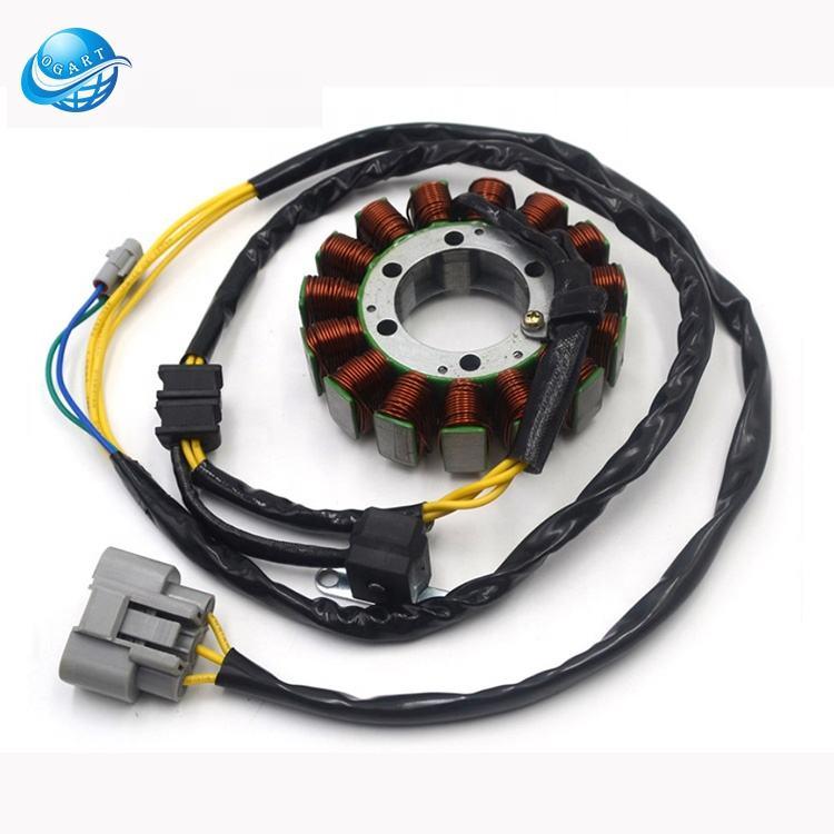 Orignal Rear Brake hose and sensor Johnny Pag Spyder 300//350