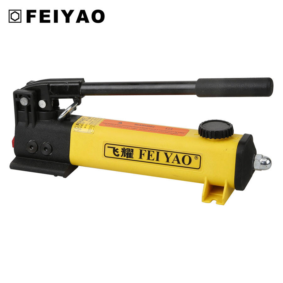 Mini hydraulic cylinder hand oil pumps with low price