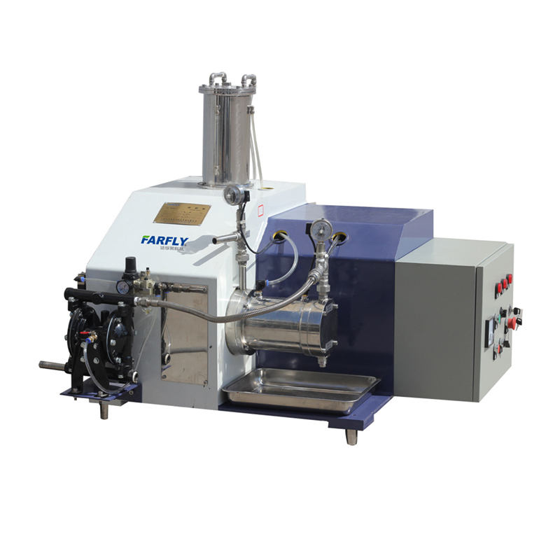 China FARFLY FWE-33L 3kw horizontal bead mill grinding mixing machine pigment equipment WITH GOOD PRICE