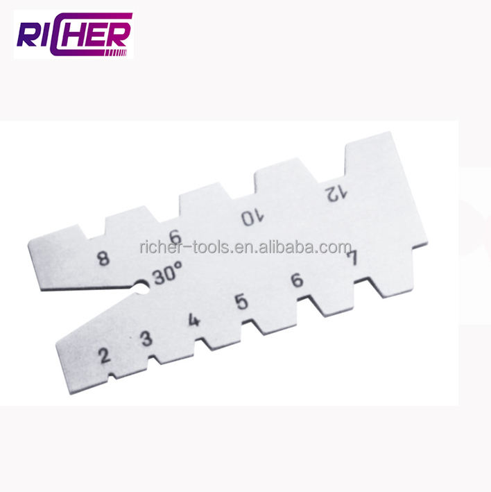 Acme Thread Gauge Angle Gague For Angle Measurement