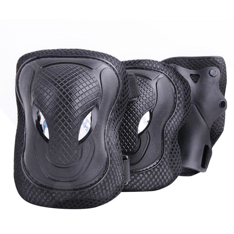 Children Kids Cycling Inline Roller Skating shoe Knee Elbow Wrist Protective Pads