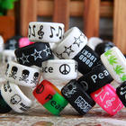 22mm mech mod silicone vape band customized logo vape band