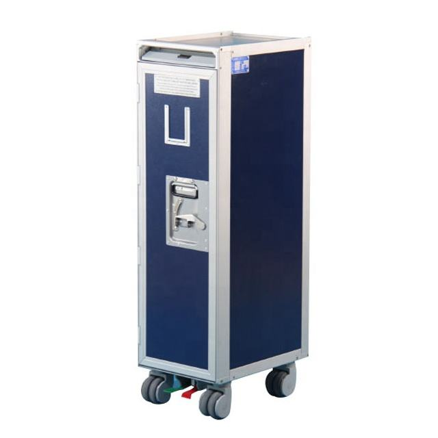 Airline aviation inflight furniture aircraft food trolley