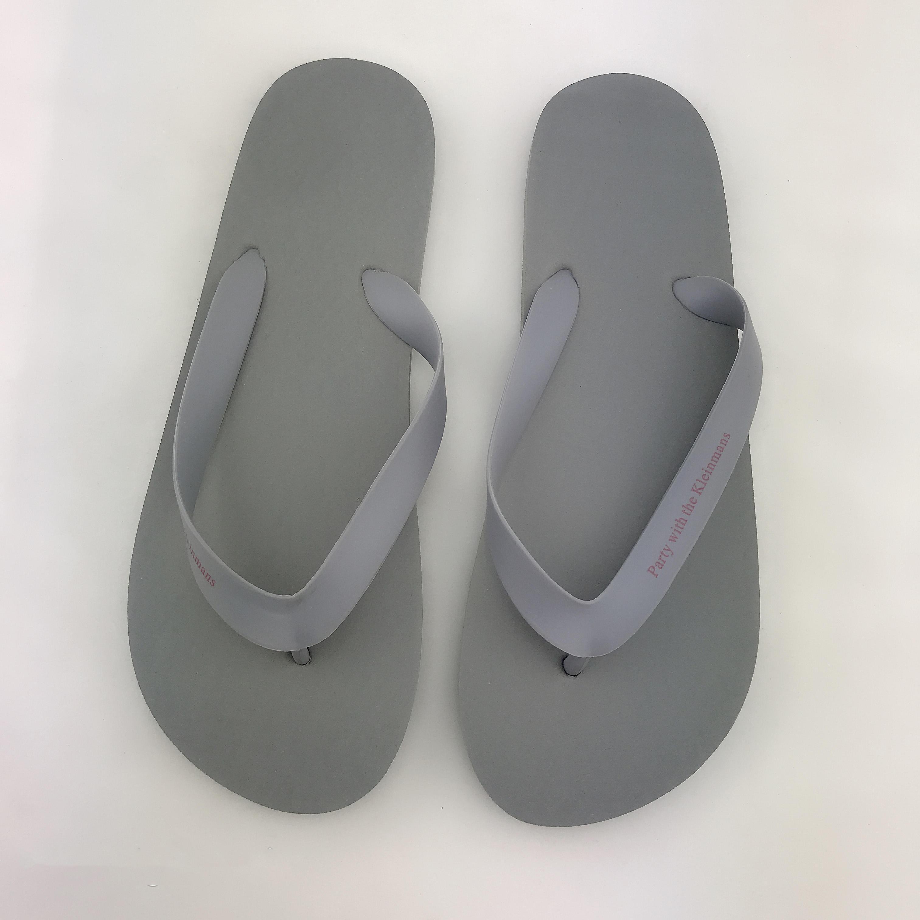 bulk wholesale fashion italy plain simple brazil rubber sandals