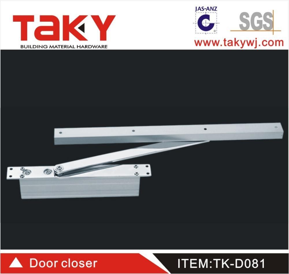 TK-081 хорошее качество скрытые площади Дверные Доводчики