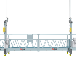 ZLP630 / ZLP800 / ZLP1000 electrico andamios colgantes , hanging scaffolding , suspended rope platform