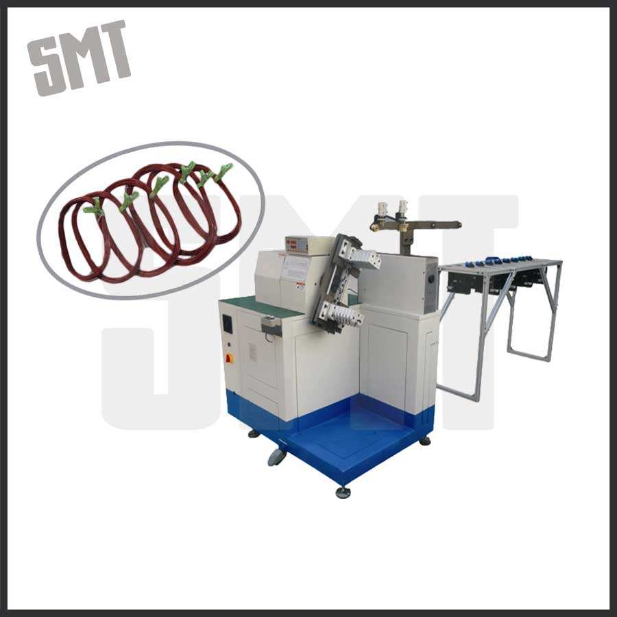 Auto Coil Winding Machine for Motor Coil Rewinding