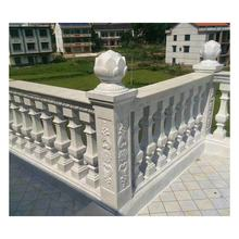 Durable plastic concrete baluster mold for sale