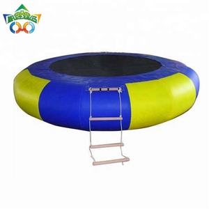 กวางโจว OHO inflatable water park inflatable indoor trampoline jump สำหรับเด็ก