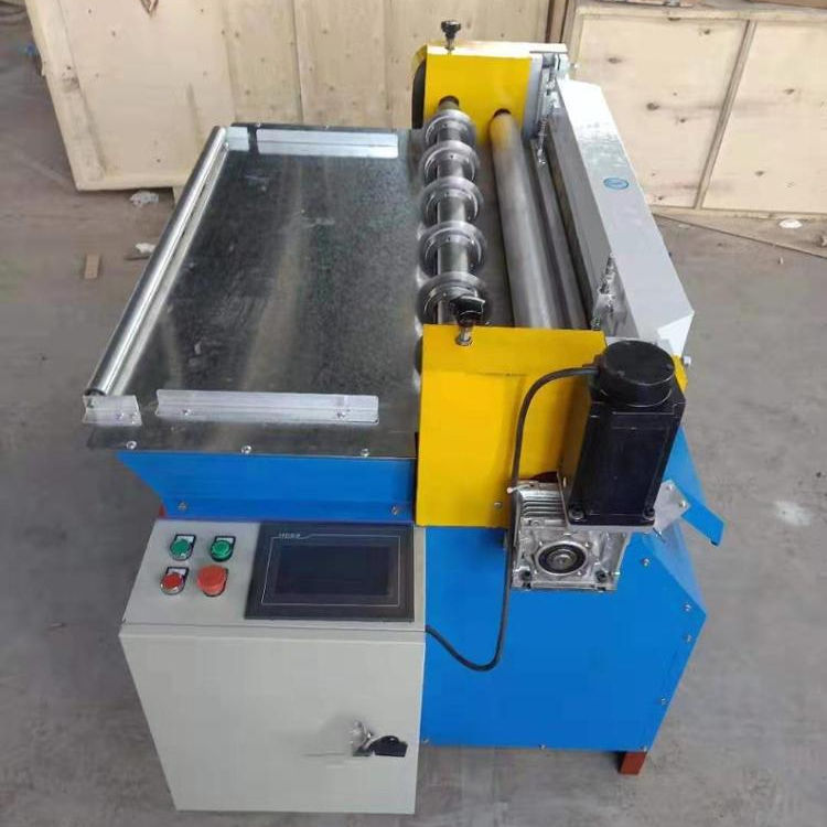 Rubber strip cutting equipment/full-automatic slitting cutters/rubber strips cutting machine