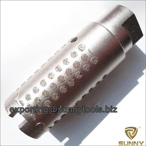 Diamond Core Drill Bits for Granite or Hard Stone