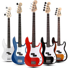 Professional Factory Wholesale Price  4 String Electrical Bass Guitar