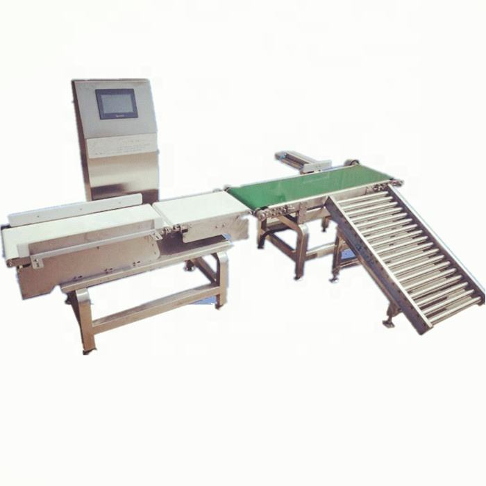 automatic weighing and sorting machine for fruits/salt/vegetables,box quality inspection machine