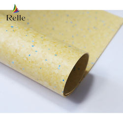 Relle Heavy duty vinyl linoleum flooring for hospital homogeneous resilient soft comfortable pvc vinyl flooring hasi
