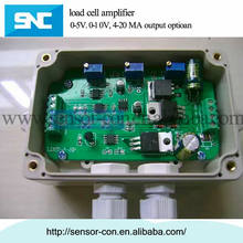 2015 Chinese hot seller load cell signal amplifier