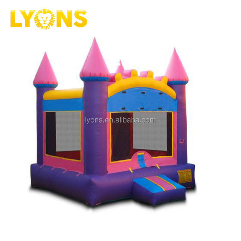 Commercial กลางแจ้ง bouncy ปราสาท inflatable carnival เกม jolly jumper