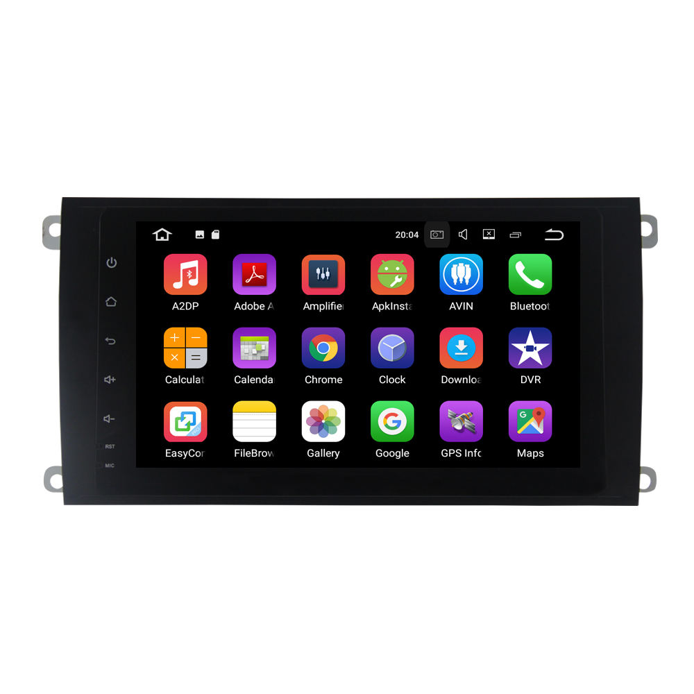Android 10 Auto <span class=keywords><strong>DVD</strong></span> für Porsche Cayenne Radio Player Stereo 2 din
