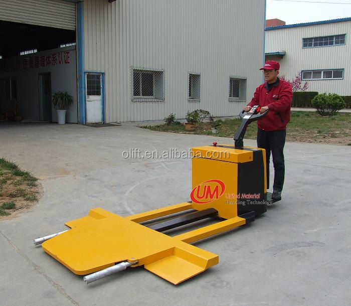 Good quality Olift electric rail car mover with certificate CE ISO and SGS
