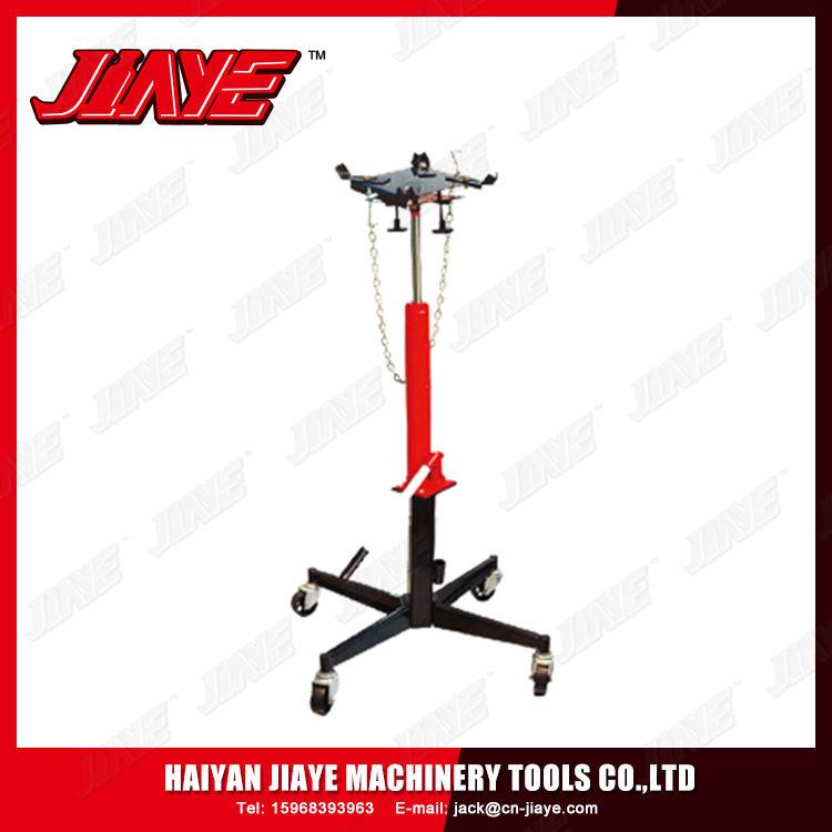 1300 LB 2 Stage Hydraulic Transmission Jack 360/° Swivel Wheels Lift Hoist 0.6T