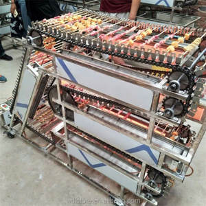 Shawarma grill machine,small shawarma grill gas machine